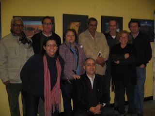 Presentación nuevo delegado a las Asociaciones Amigos del Sahara