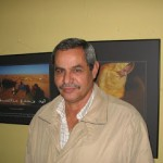ABDU MOHAMED FADEL, Delegado Saharaui en Aragón
