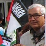 DAHAN Abdelfatah, Subdelegado saharaui para Aragón