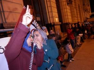 Manifestación presos