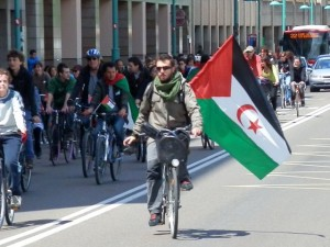 Bicicletada David ISF