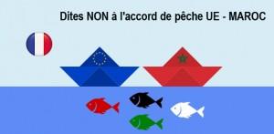 LOGO NO AL ACUERDO francia
