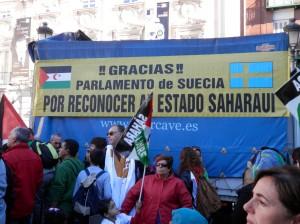 SUECIA MADRID 2013