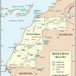 MAPA OFICIAL DE NACIONES UNIDAS