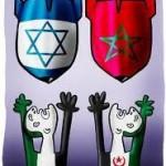 SAHARA Y PALESTINA
