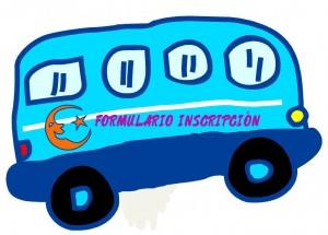 Bus INSCRIPCIÓN