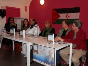"""Presentación del libro """"Un beduino en el Caribe"""""""