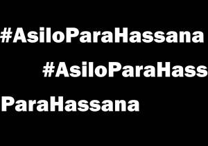 #AsiloParaHassana 1