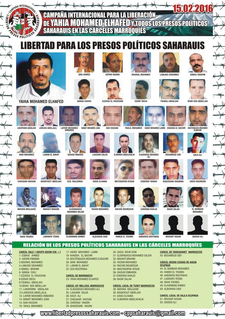 Cartel presos 15-02-2016 ESP