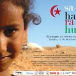 Encuentro de jovenes saharuis