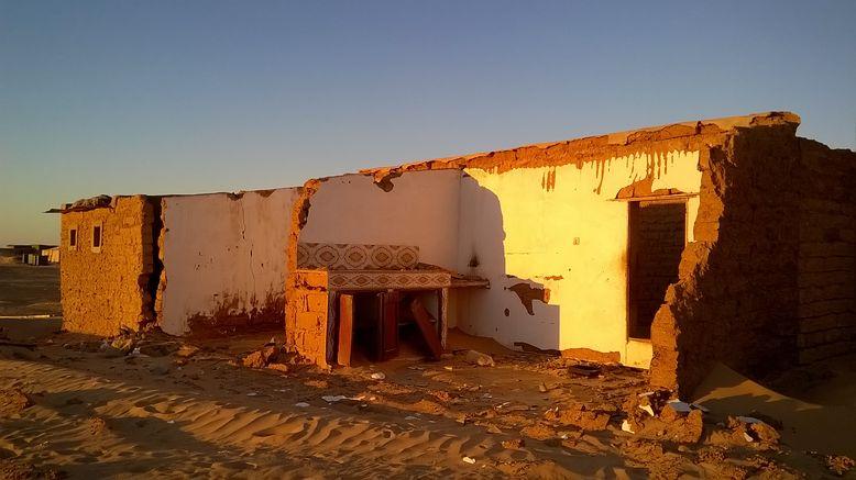 Dakhla daños casas 3